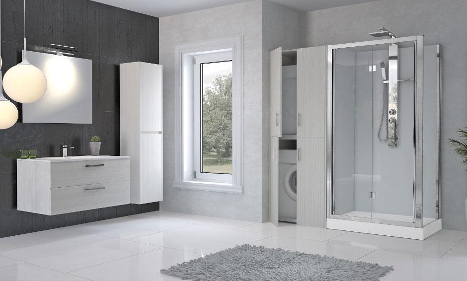 Revolution From Bathtub To Shower Novellini