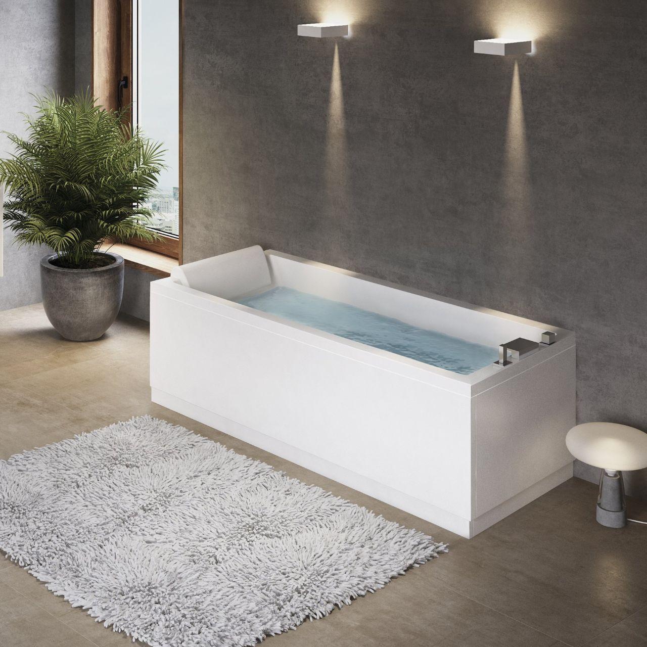 Baignoires calos novellini - Vasche da bagno interrate ...