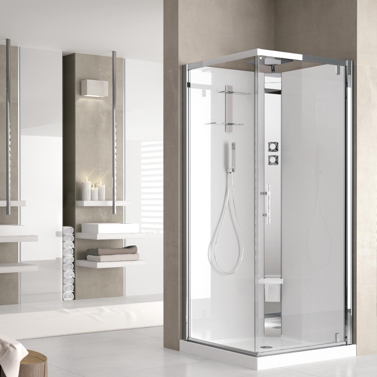 Cabinas De Ducha Novellini:Crystal Shower