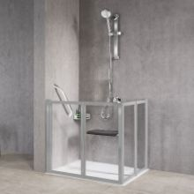 Shower enclosures - Free 2 A versione bassa