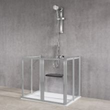 Shower enclosures - Free 2 U versione bassa