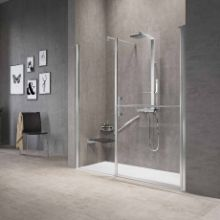 Shower enclosures - Free 1 G+F in linea