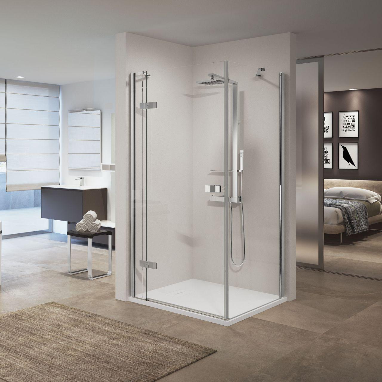 Cabinas De Ducha Gala:Mamparas de ducha Gala 1 G+F – Novellini