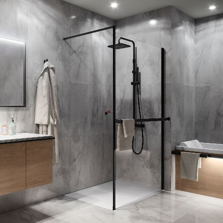 Shower spaces - Giada H Edge