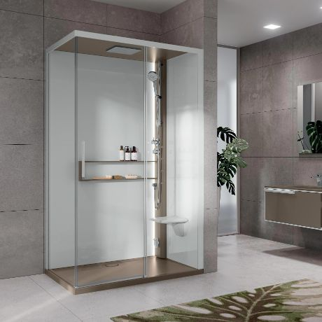 Shower cubicles - Glax 2 2.0 2P