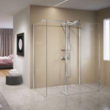 Shower spaces - Kuadra H10