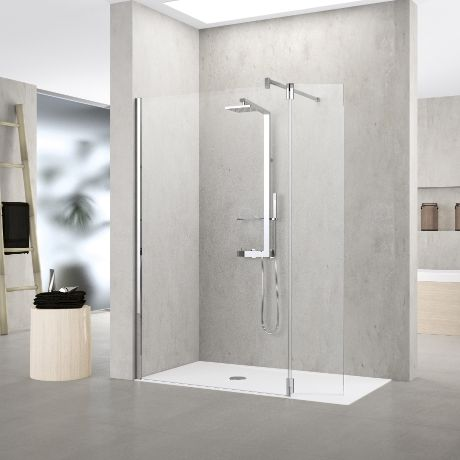 Shower spaces - Kuadra H+HFA