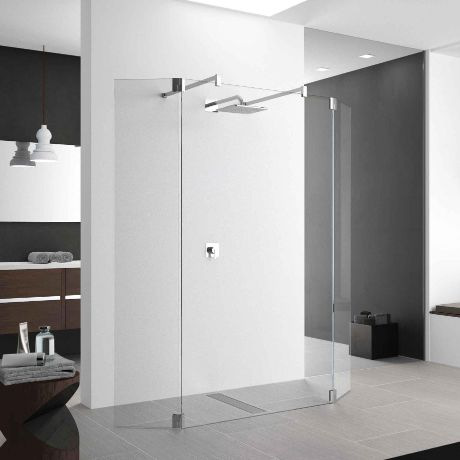 Shower spaces - Kuadra H4