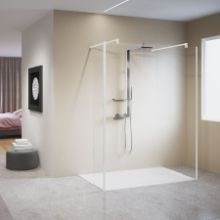 Shower spaces - Kuadra H5