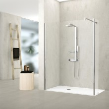 Shower spaces - Kuadra H6