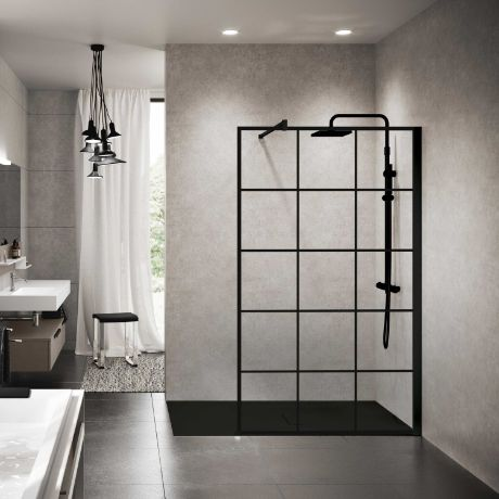 Shower spaces - Kuadra H Squares