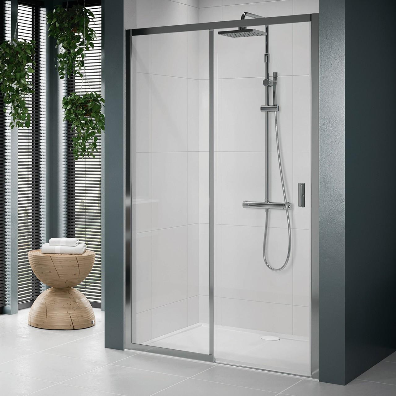 Shower enclosures Lunes 2.0 2PH+F - Novellini