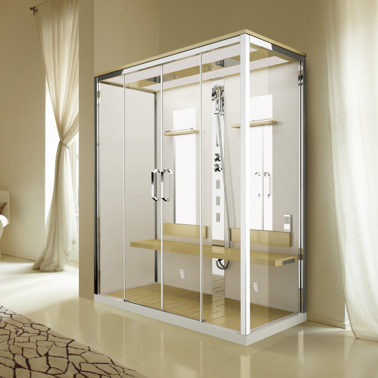 Cabinas de ducha novellini - Cabinas para duchas ...