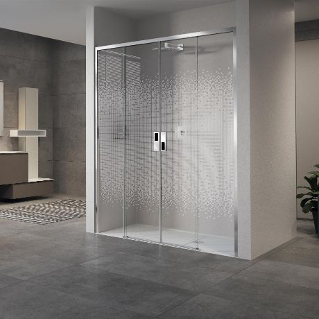 Shower enclosures - Opera 2A