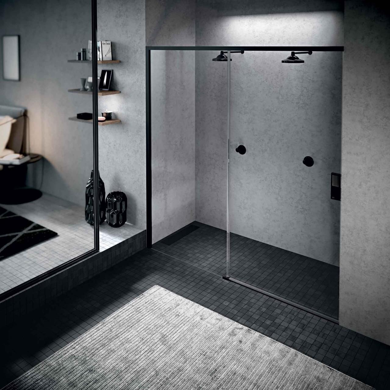 box doccia opera 2ph novellini. Black Bedroom Furniture Sets. Home Design Ideas