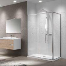 Shower enclosures - Riviera 2.0 2P+F