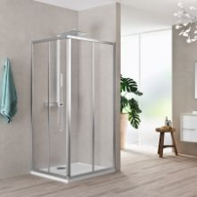 Shower enclosures - Riviera 2.0 A
