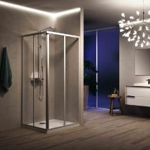 Shower enclosures - Riviera 2.0 A / Asimmetrica