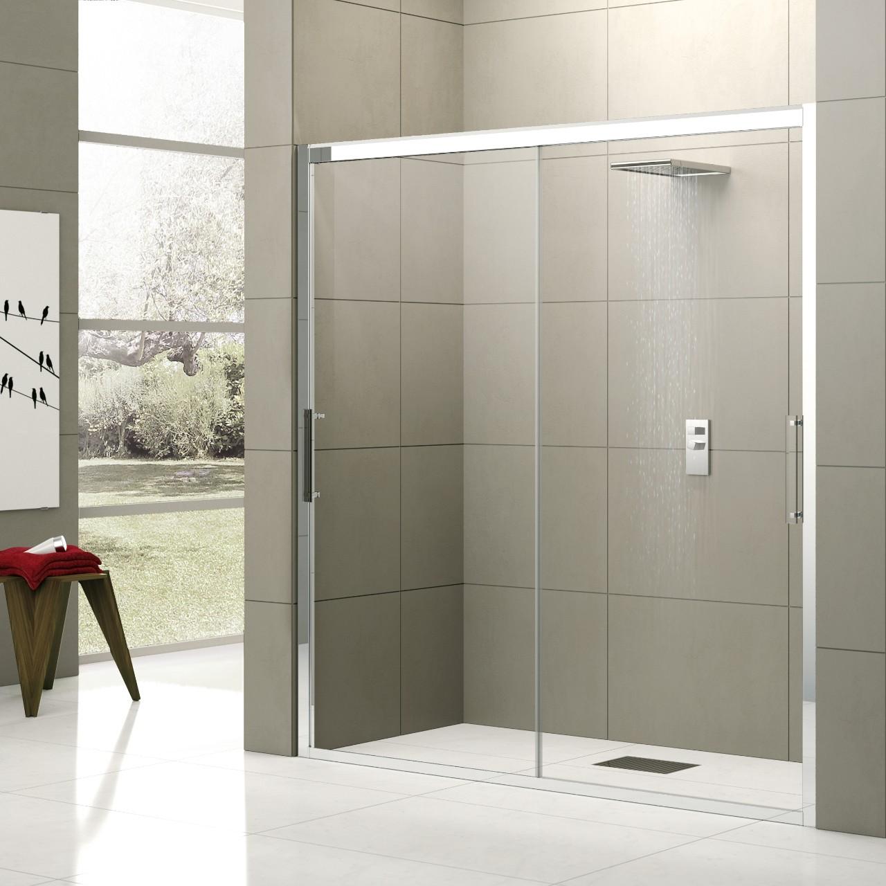 box doccia rose rosse 2m novellini. Black Bedroom Furniture Sets. Home Design Ideas