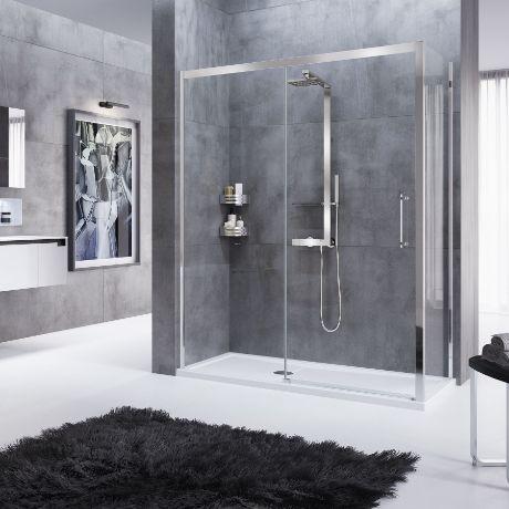 Shower enclosures Rose 2P+F - Novellini
