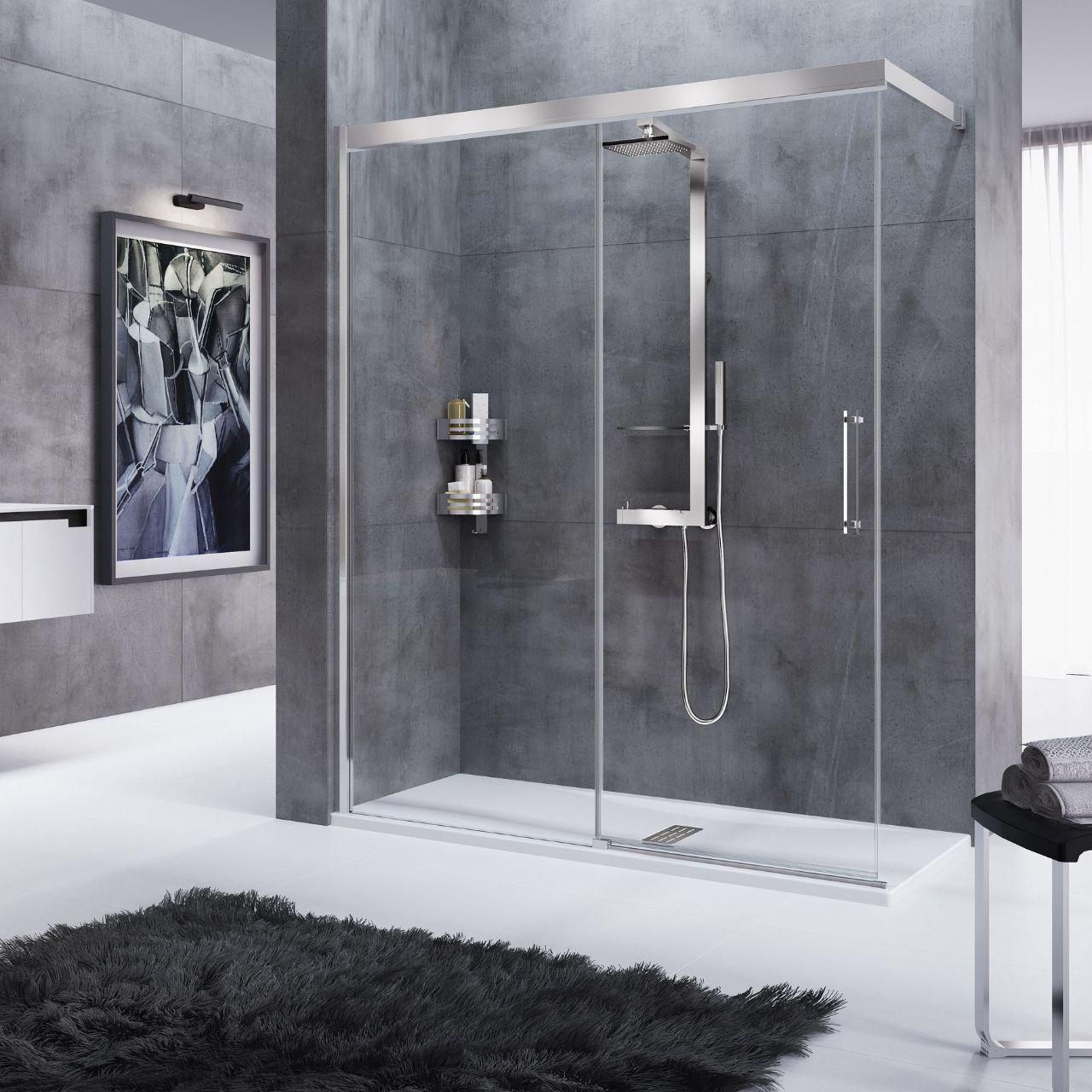 box doccia rose rosse phb novellini. Black Bedroom Furniture Sets. Home Design Ideas