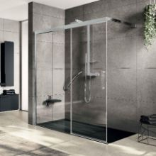 Shower enclosures - Rose Rosse PHB