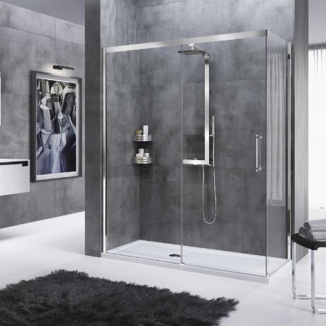 Shower enclosures - Rose Rosse PH+FH