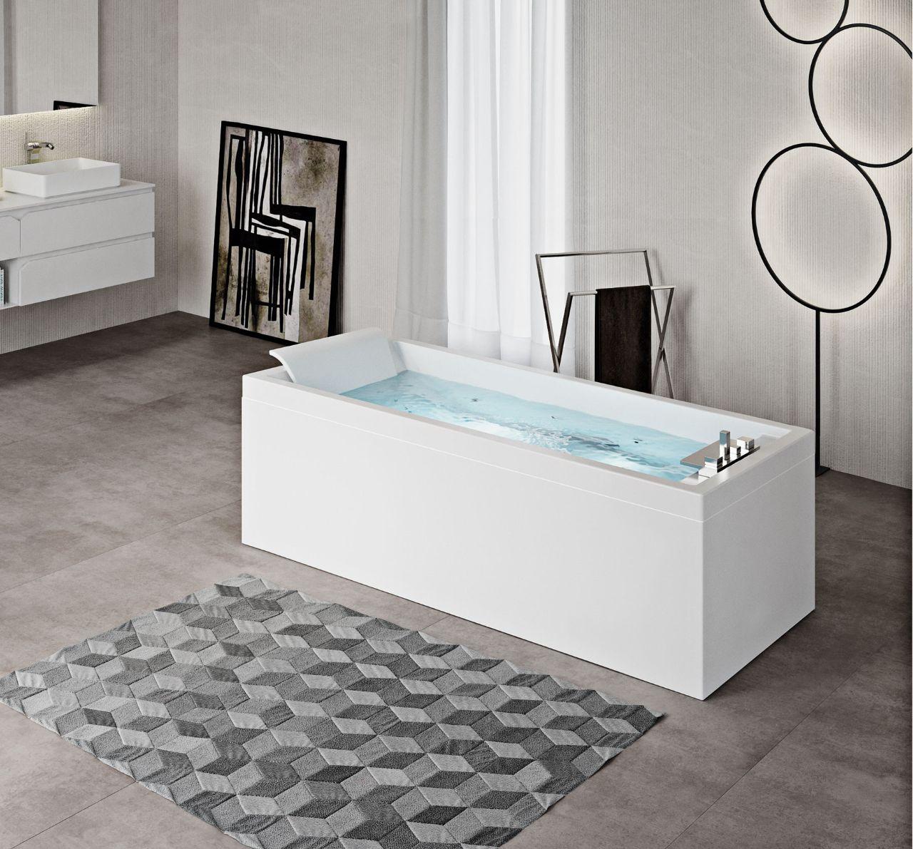 baignoires sense 3 novellini. Black Bedroom Furniture Sets. Home Design Ideas