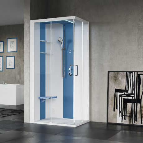 Shower cubicles - Skill A100X80