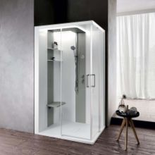 Shower cubicles - Skill A120X100