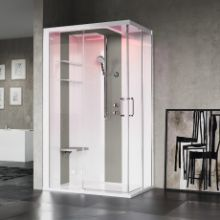 Shower cubicles - Skill A120X80