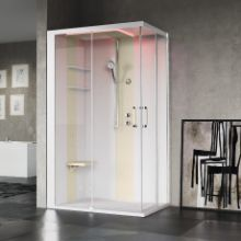 Shower cubicles - Skill A120X90