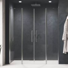 Shower enclosures - Young 2A