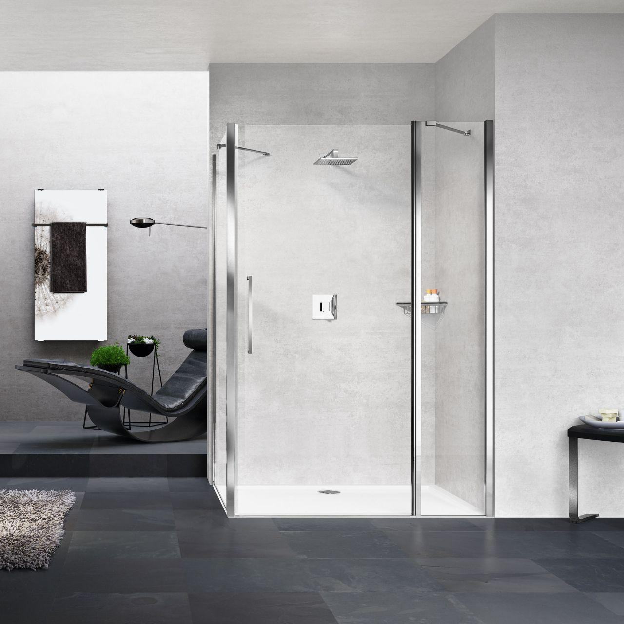parois de douche young 2 0 2p f novellini. Black Bedroom Furniture Sets. Home Design Ideas