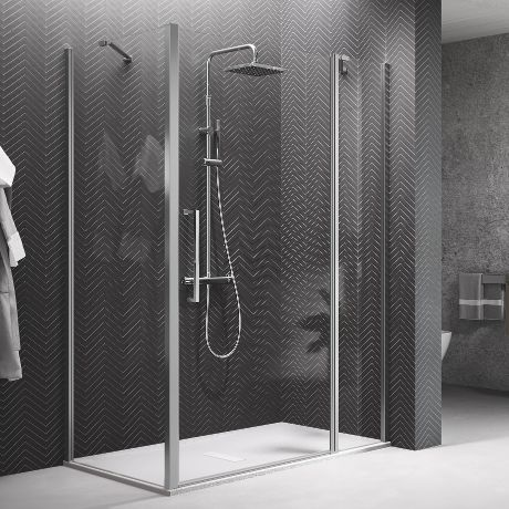 Shower enclosures - Young 2P+F