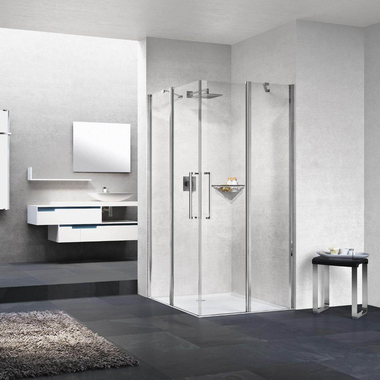 box doccia young 2 0 a novellini. Black Bedroom Furniture Sets. Home Design Ideas