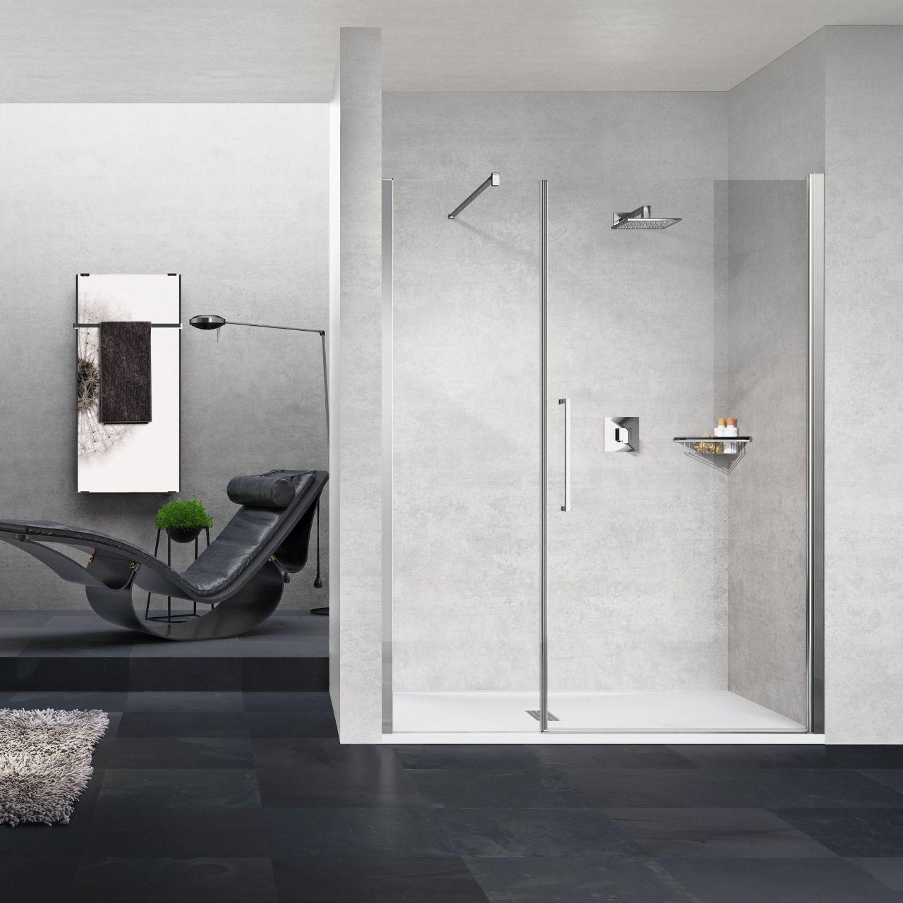parois de douche young 2 0 g f en alignement novellini. Black Bedroom Furniture Sets. Home Design Ideas
