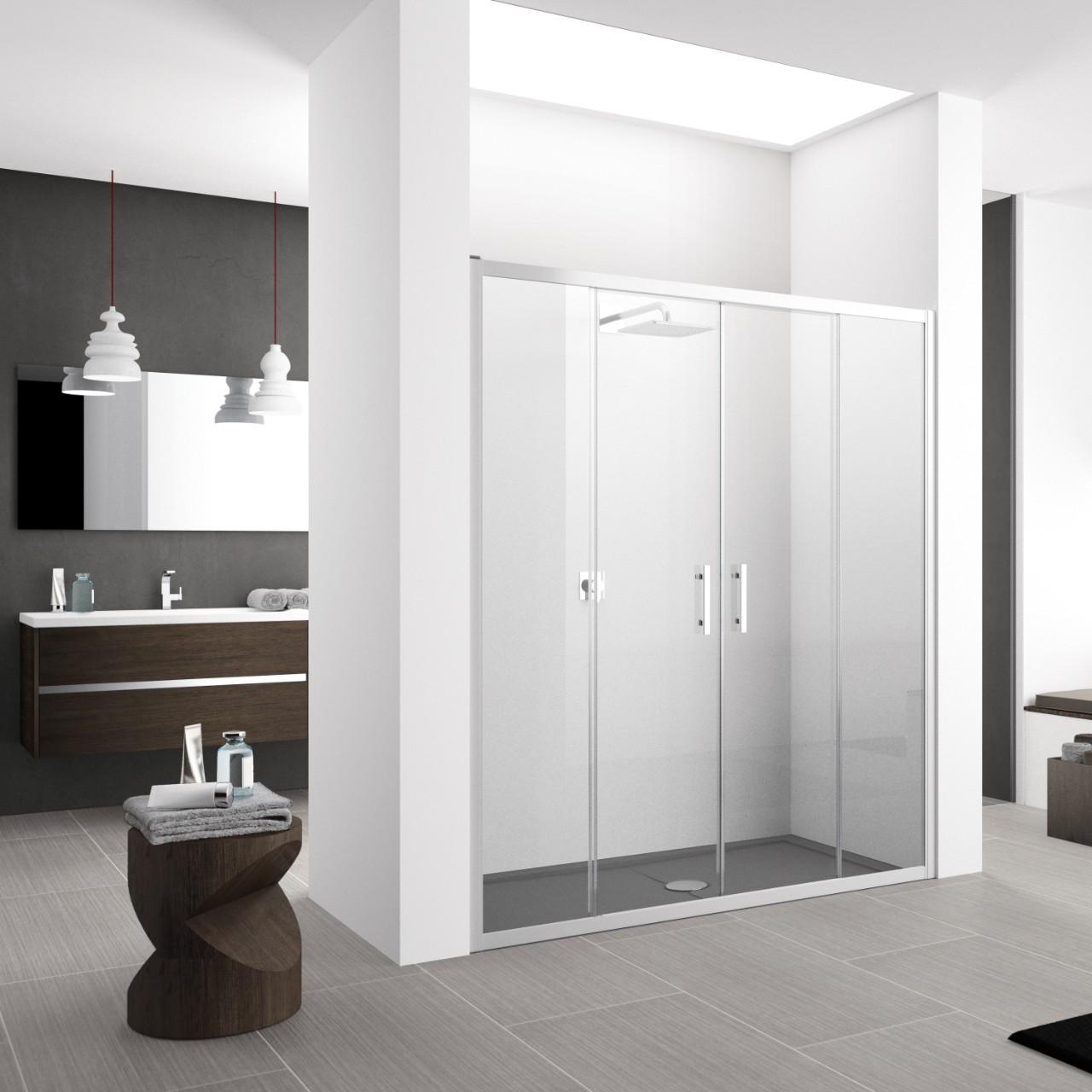 douchewanden zephyros 2a novellini. Black Bedroom Furniture Sets. Home Design Ideas